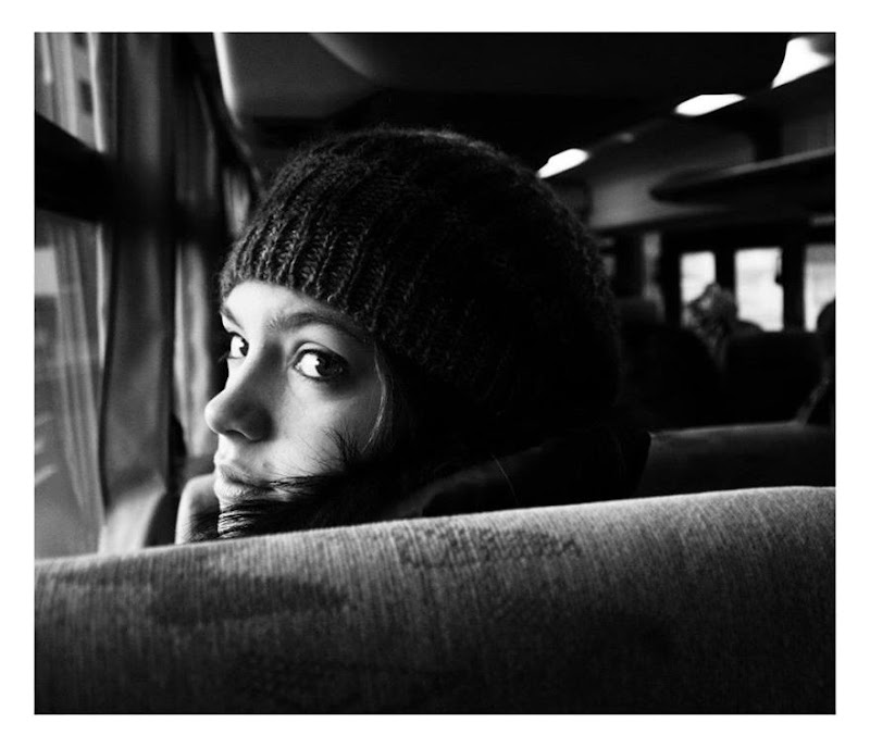On a bus di Michsimo
