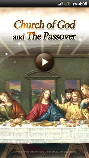 Church of God and The Passover