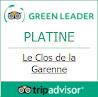 Le Clos de la Garenne Green Leader 2018 Tripadvisor