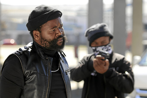 Sjava returns to small screen as hitman on Uzalo - SowetanLIVE