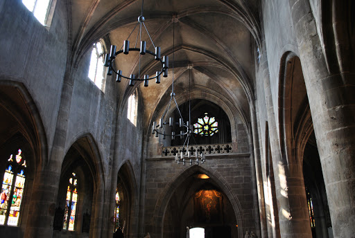 Eglise Rambervillers