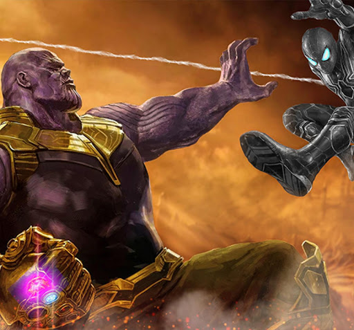 Thanos Monster Vs Avengers Superhero Fighting Game 1.0 6
