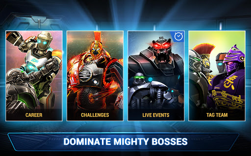Real Steel Boxing Champions android2mod screenshots 14