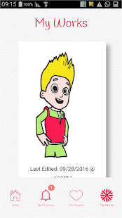 Coloring - The Little Ladybird- screenshot thumbnail