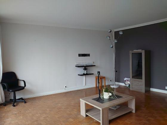 Vente appartement 4 pièces 77,27 m2