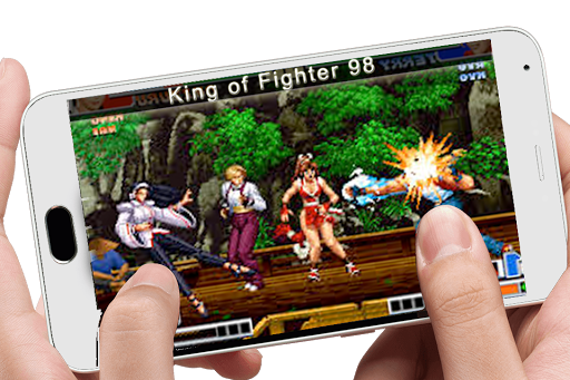 King of Fighter 98