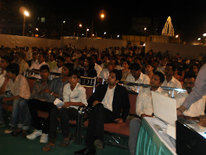 Photo: Audience at the event of Green Yatra