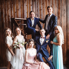 Wedding photographer Ekaterina Blokhina (Indrik). Photo of 19.08.2017