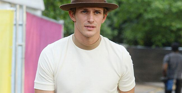 Jake Hall to be a father for first time