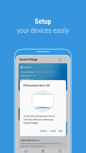Aplikacje SmartThings (Samsung Connect) (apk) za darmo do pobrania dla Androida / PC/Windows screenshot