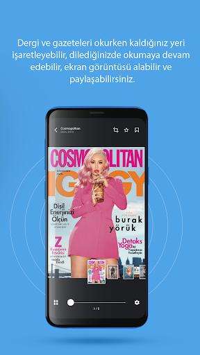 Türk Telekom e-dergi screenshot 3