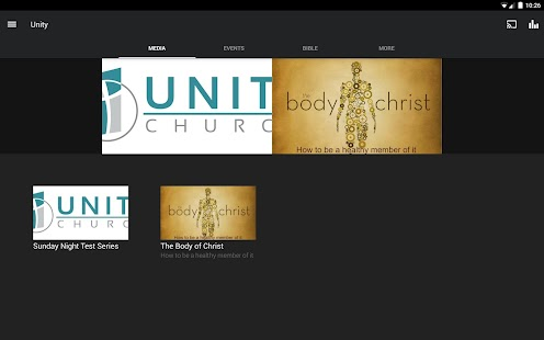 Unity Church - NC- screenshot thumbnail
