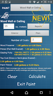 Building Material Estimate- screenshot thumbnail