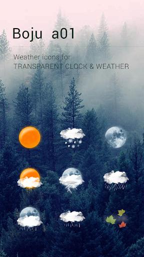 Boju weather icons 1.00.06 screenshots 16