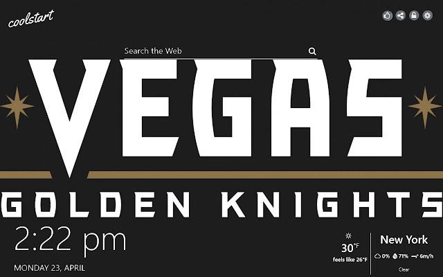 Vegas Golden Knights HD Wallpapers NHL Theme