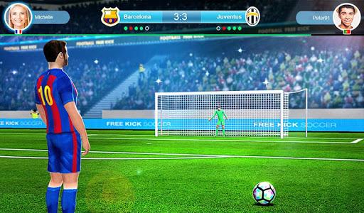 FreeKick PvP Football 1.1.1 screenshots 12