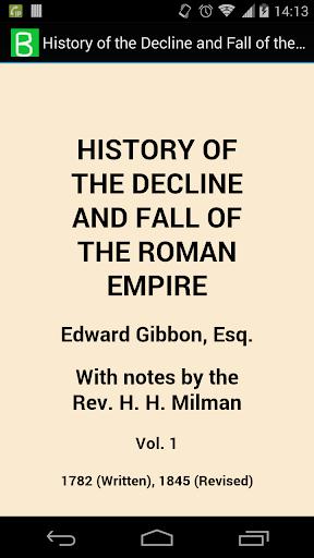 Decline of the Roman Empire 1