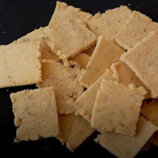 Grain Free Herb Crackers