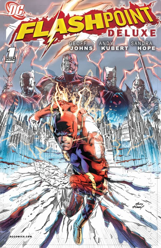 Flashpoint Deluxe (2011) - complete