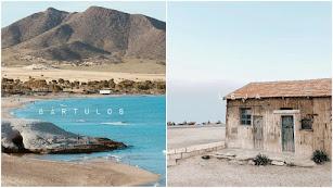 Dos de las imágenes que forman parte del proyecto en Instagram de Javier Lozano.