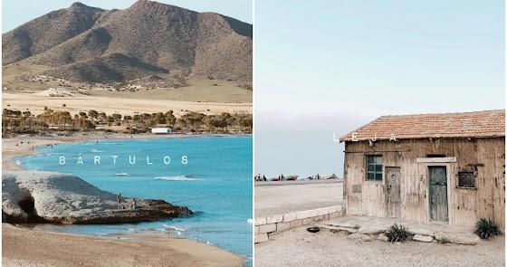 Un diccionario visual pegado a la tierra para captar la esencia de Almería