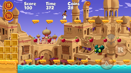 Aladin Jungle Magic Adventure Game Free 1.0 screenshots 1
