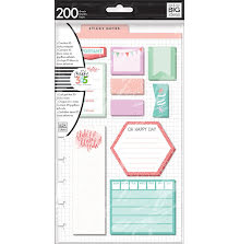 Me & My Big Ideas Happy Planner Sticky Notes 200/Pkg - Be There