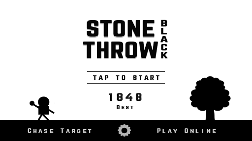 Stone Throw Black android2mod screenshots 1