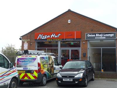 Pizza Hut Delivery On Nottingham Road Pizza Takeaway In