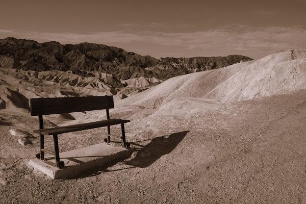 Un luogo decisamente deserto di @pacolinus