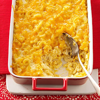 Cheesy Mac & Cheese.