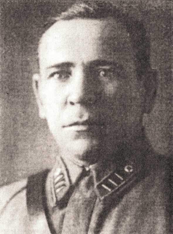 Фролов А.С. - нач-к штаба 133 сд