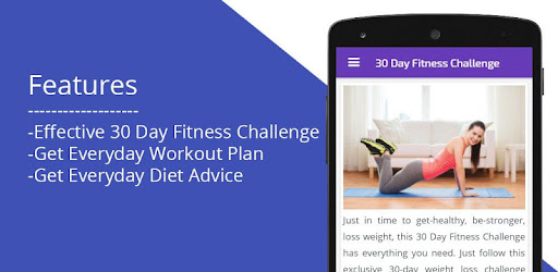 30 day fitness challenge weight loss workout apps on google play