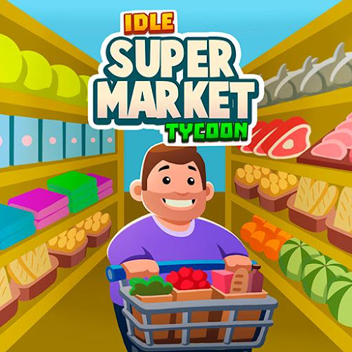 Idle Supermarket Tycoon - Tiny Shop Game (Mod Coins) 2.2.9 mod