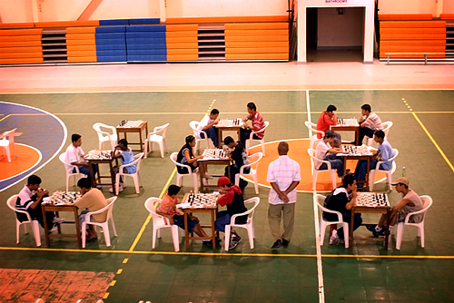 Regional Chess Tournament 2008, Orange Walk Town.