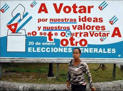 Elecciones generales en Cuba