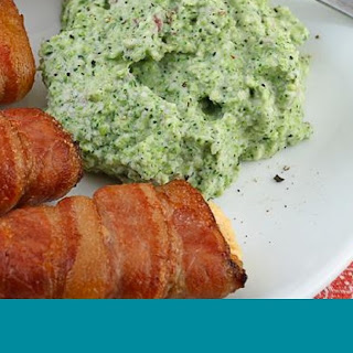 "Broccoli Mashed ""Potatoes""."
