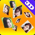 Live 3D Wallpaper Maker icon