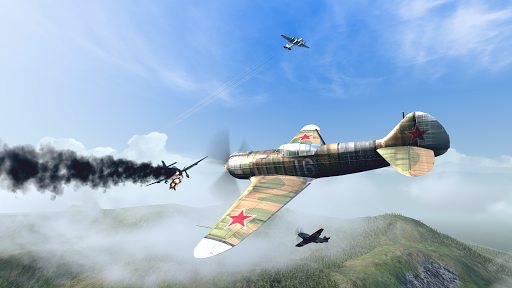 Warplanes: WW2 Dogfight 1.9 screenshots 5