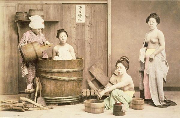 Японские старинные фотографии конца 19 века дети 19 века фото