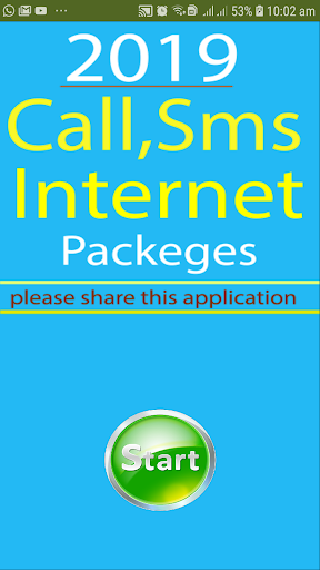 Telenors All Call Sms Internet Packeges 2020 8.0 screenshots 1