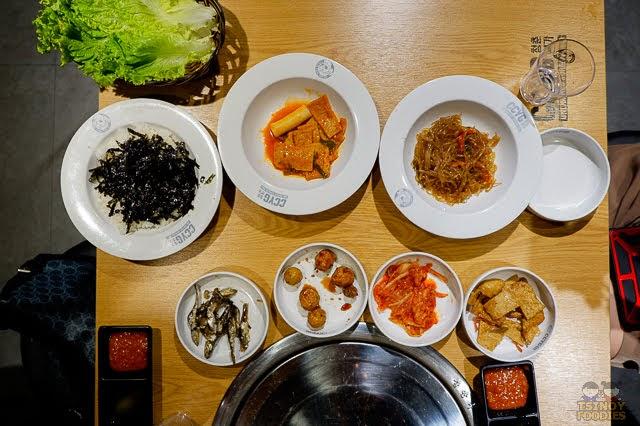 Chung Choon Yeon Ga banchan