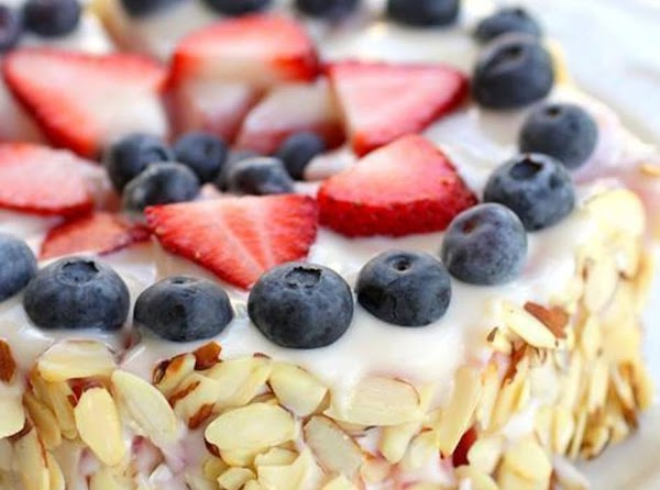 Healthy Watermelon Tart Recipe