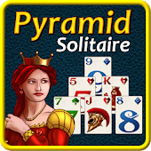 Pyramid Solitaire Fantasy - Free card game