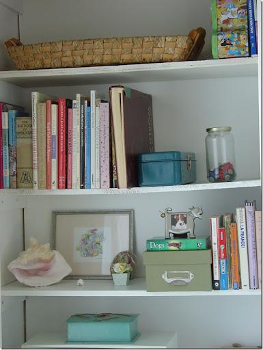 Closet to Bookcase