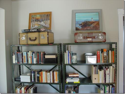 Dad's Old Shelves