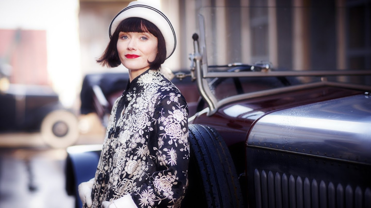 Watch Miss Fisher's Murder Mysteries live