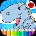 Dinosaurs Coloring Book APK