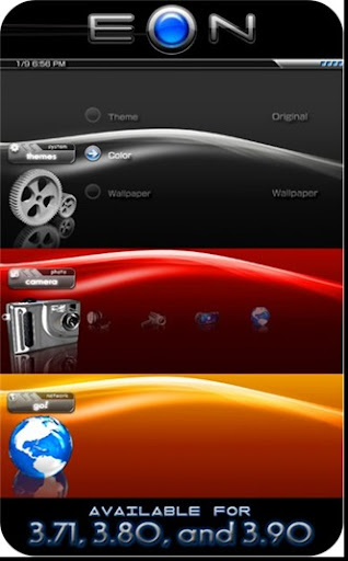 wallpaper mythical themes. EON 3.90M33 PSP Theme. Posted by Jaxter Categories: PSP Themes