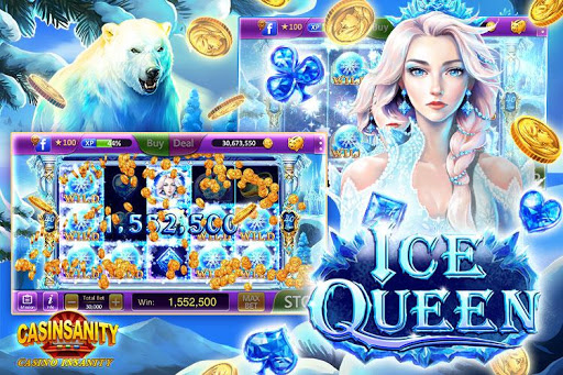 Casinsanity Slots u2013 Free Casino Pop Games screenshots 15
